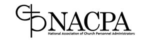 National Association of Church Personnel Administrators Logo