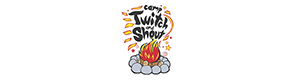 Camp Twitch and Shout Logo