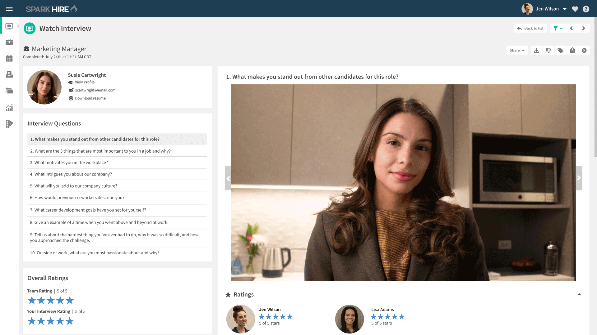 One-Way Playback