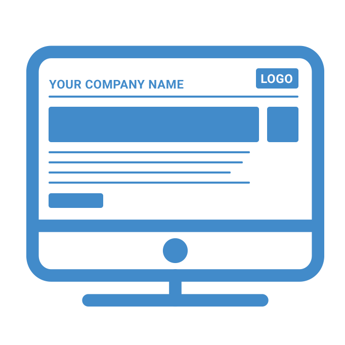 Branded Pages