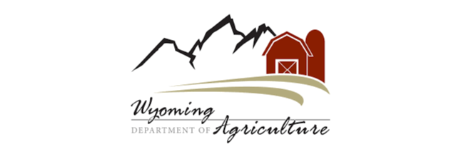 The Wyoming Department of Agriculture Logo