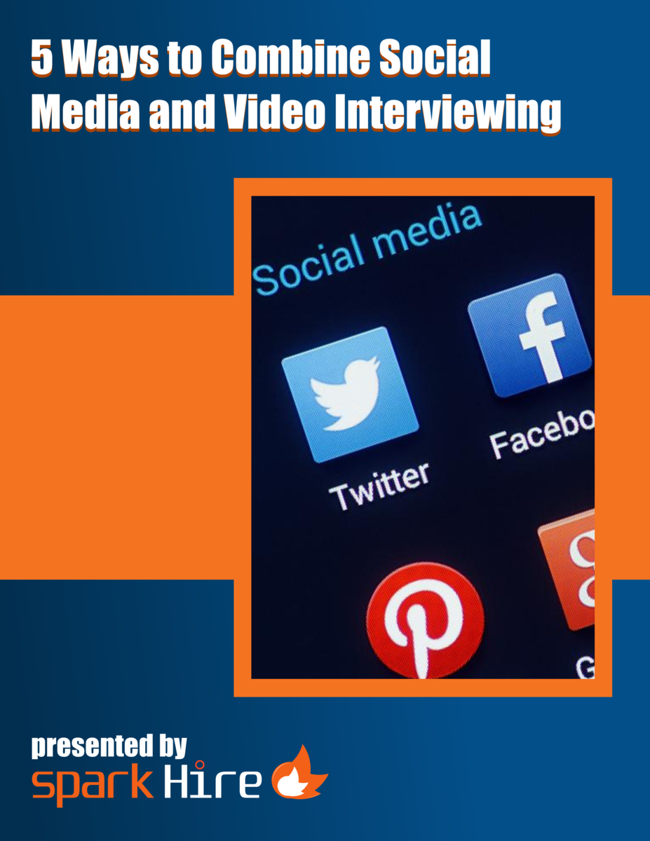 5 Ways to Combine Social Media and Video Interviewing