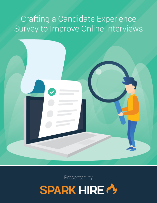 Crafting a Candidate Experience Survey to Improve Online Interviews