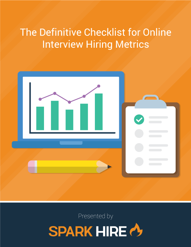 The Definitive Checklist for Online Interview Hiring Metrics