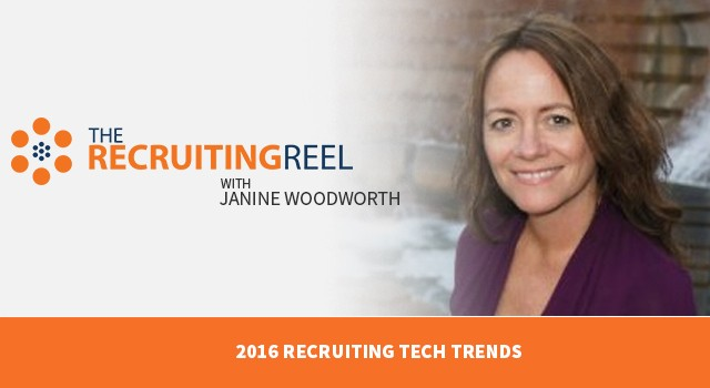 Recruiting Reel Featuring: Janine Woodworth