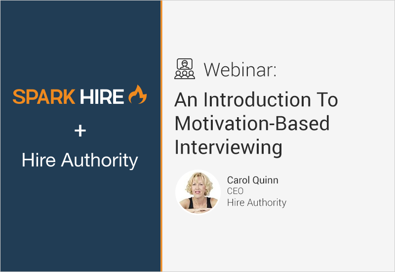An Introduction to Motivation-Based Interviewing