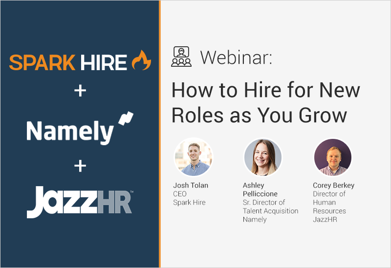 How to Hire for New Roles as You Grow
