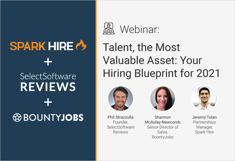 Talent, the Most Valuable Asset: Your Hiring Blueprint for 2021