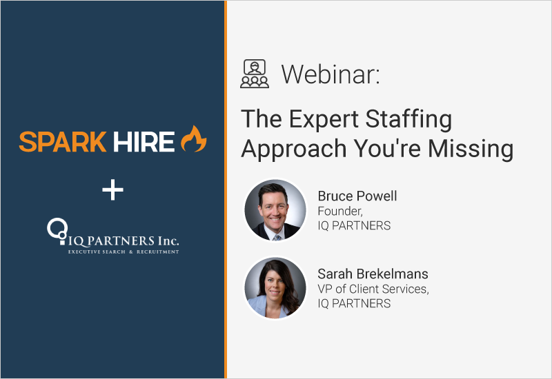 The Expert Staffing Approach You're Missing
