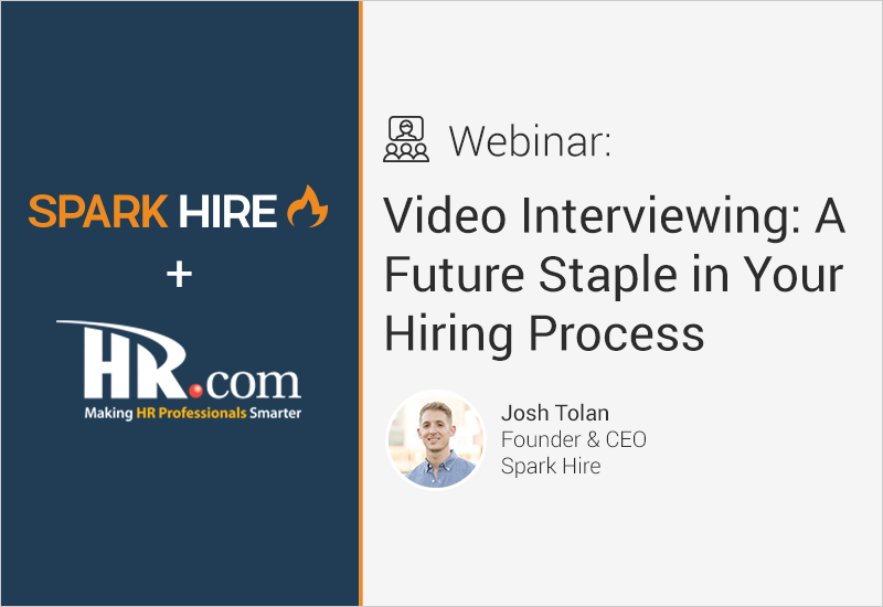 Video Interviewing: A Future Staple In Your Hiring Process