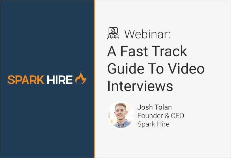 A Fast Track Guide To Video Interviews